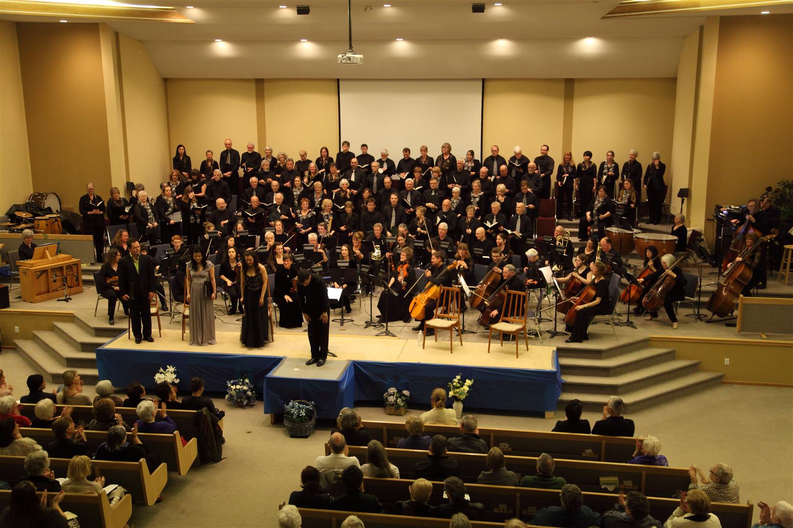 MOZART Grand Mass April 2014- Kamloops