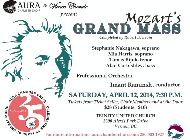 Poster 2nd revision Grand Mass Spring 2014
