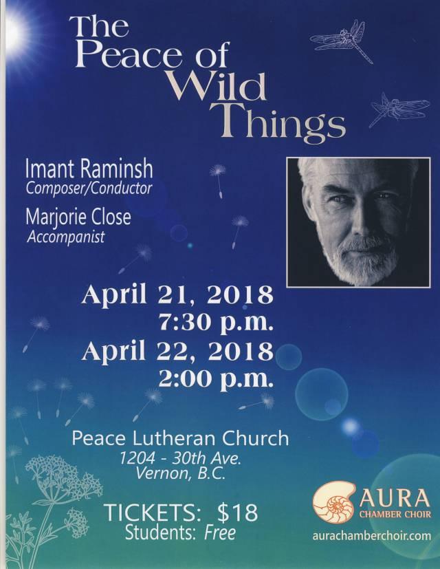 2018 spring poster